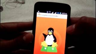 HOW to install Ubuntu 13.04 in android 2015