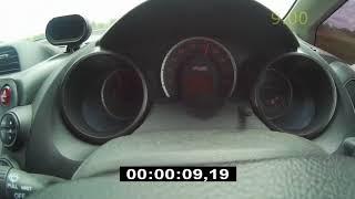 видео Авточехлы на HONDA FIT 2003