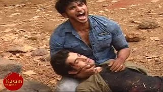 Kasam Tere Pyaar Ki   Pawan tries to KILL Rishi   6th June 2016 EPISODE