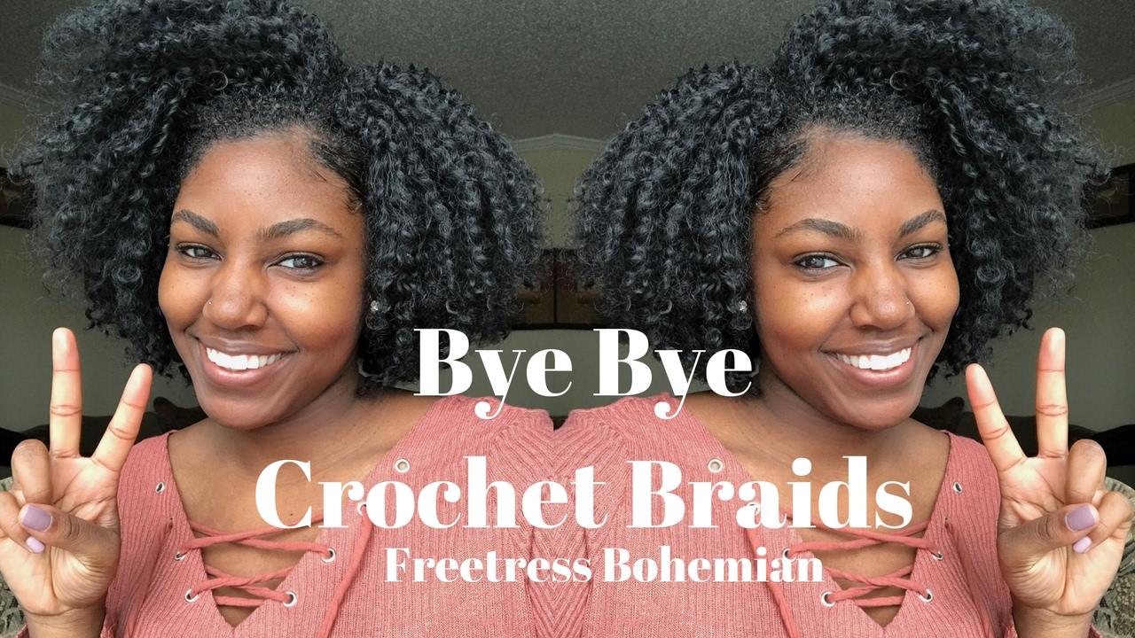 Braids crochet freetress bohemian photo