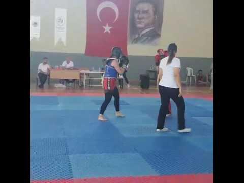 Wushu EGE şampiyonasında Banaz'a Altın Madalya