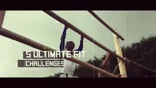 The Ultimate Bodyweight Challenge - 2018 [Trailer]