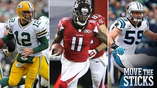 Who are Your Favorite NFL Players to Watch? | Move the Sticks | NFL