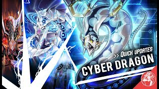 CYBER DRAGON Deck + Anlisis Post Duel Power