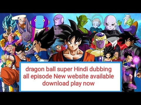 How To Download Dragon Ball Super All Episode In Hindi Dubbed