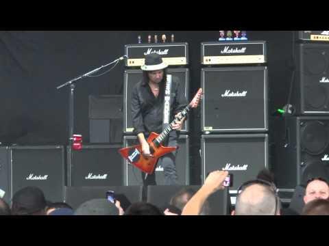 Motörhead- Ace of Spades Live HD Rockstar Mayhem Festival Houston, Tx