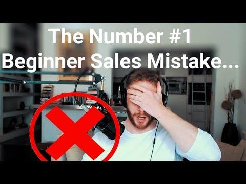 How To Sell Websites - Avoiding Common Beginner Mistakes