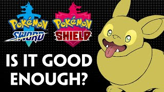 Why Pokémon Sword and Shield Still Looks Mediocre