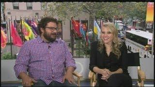 "Mass Appeal Kate McKinnon and Bobby Moynihan talk ""Saturday Night Live"""