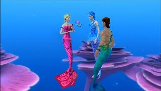 Video Barbie Fairytopia: Mermaidia - A Mermaid Forever? download MP3, 3GP, MP4, WEBM, AVI, FLV Agustus 2018