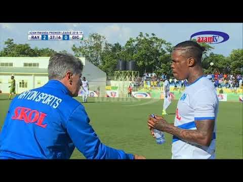 ARPL 18-19: RAYON SPORTS 3 -  0 GICUMBI FC (Goals/Ibitego)
