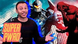 Red Dead Online, Pacific Rim Anime Series, Daredevil and More! - Super PWR'd!