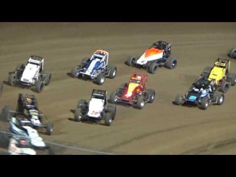 JJ Hughes @ Lawrenceburg Speedway 09-17-2016 - dirt track racing video image