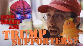 Trump Supporters *EXPOSED* in California