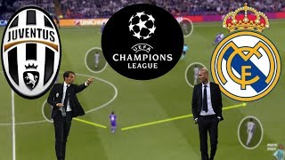 Zidane Plan To Beat Juventus | Tactical Analysis (re edited version)