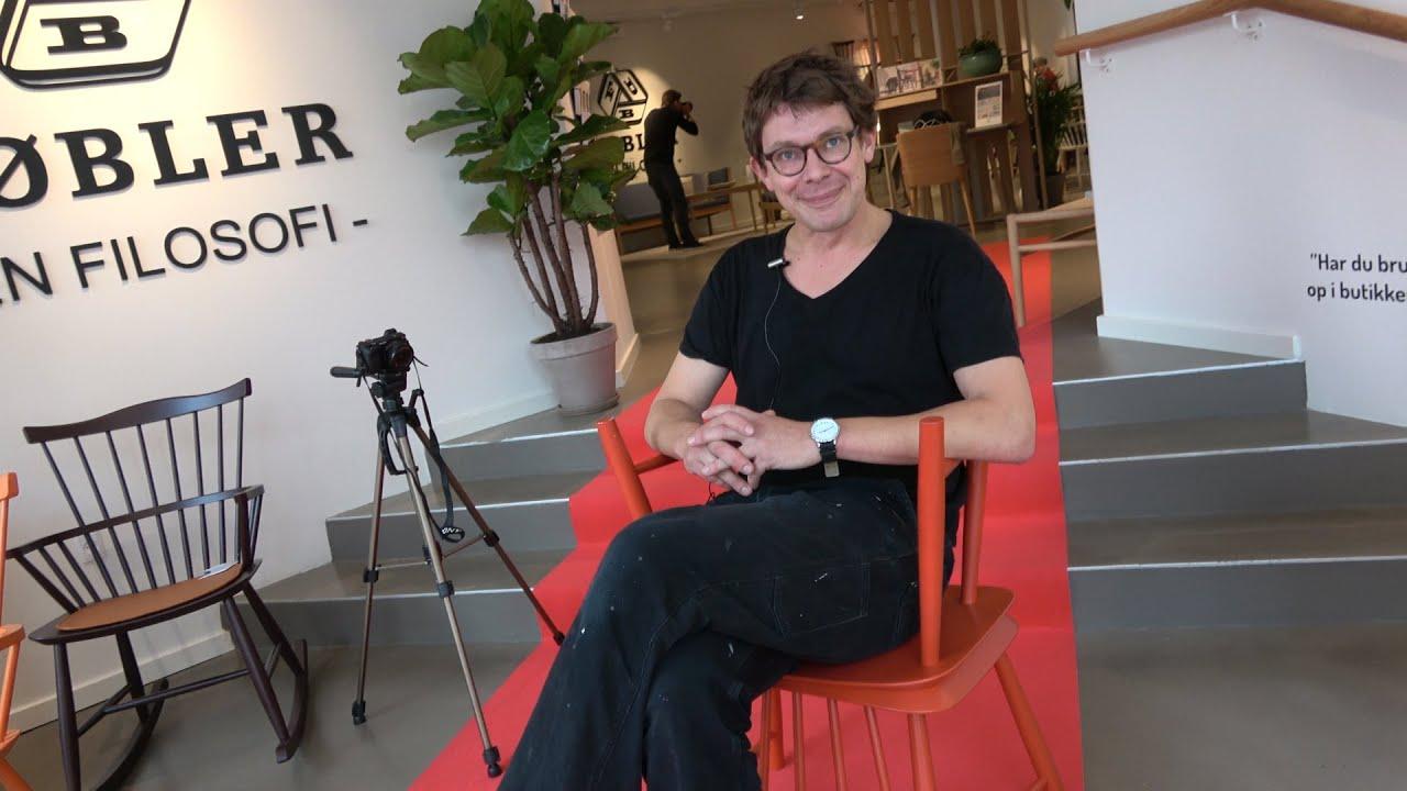 retro møbler jylland Retro møbler eller nyt design? FDB Møbler ny butik i Aarhus   YouTube retro møbler jylland