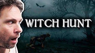 Witch Hunt - CADÊ A BRUXA? (Gameplay em Português PT-BR) #witchhunt