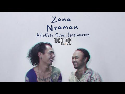 Fourtwnty - Zona Nyaman (Karaoke - Cover AdieNote Instruments)