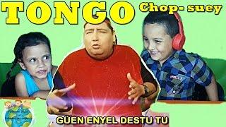LOS NIÑOS REACCIONAN A TONGO - CHOP SUEY 2017 COVER DE SYSTEM OF DOWN