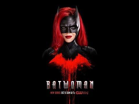 Мой первый обзор Бэтвумен Batwoman, сериал, с 2019 г  2 серия