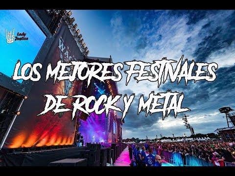 Los mejores festivales de Rock y Metal