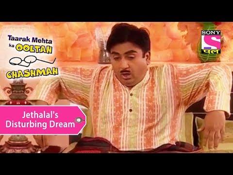 Your Favorite Character | Jethalal's Disturbing Dream | Taarak Mehta Ka Ooltah Chashmah