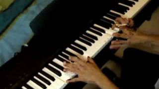 Red Hot Chili Peppers - Californication - piano version