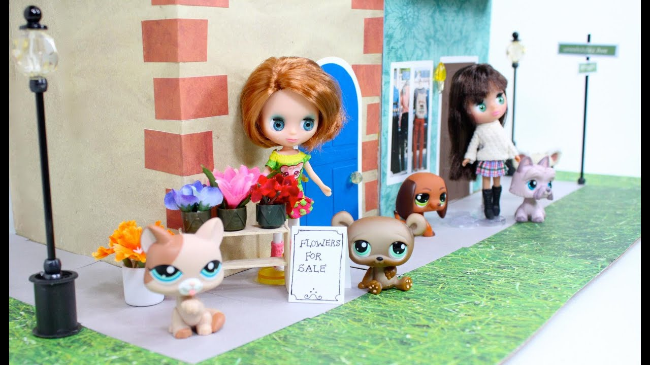 How To Make A Cute Lps Room