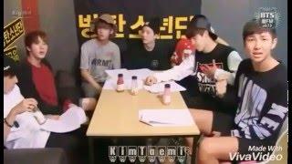 방탄소년단 160320 BTS Parody Jealousy