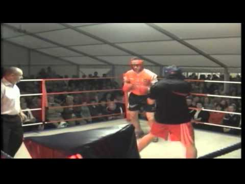 Paddy O'Rourke v Dan McCartan Fight Night 2010