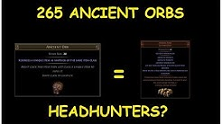 NEMESIS IS BACK ON THE MENU! LET'S ANCIENT ORB i84+ HEADHUNTERS! | Demi ' Splains