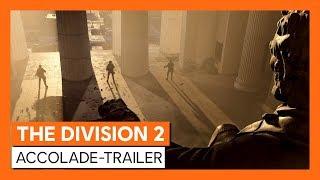 THE DIVISION 2 ACCOLADE-TRAILER (OFFIZIELL) Ubisoft [DE]