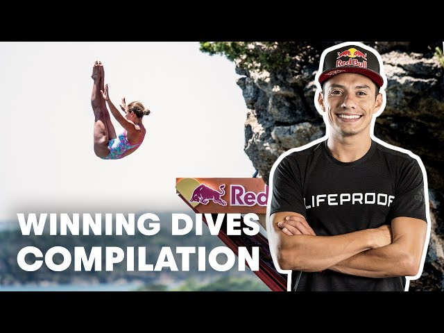 Best Of Compilation From Red Bull Cliff Diving World Series 2018