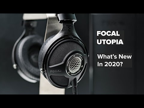 New Focal Utopia SKU For 2020, And Why Test Tracks Matter For Evaluating Headphones.
