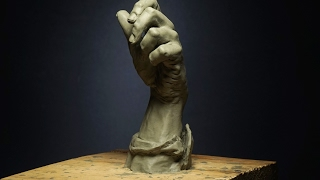 Video sculpting a hand in clay download MP3, 3GP, MP4, WEBM, AVI, FLV Maret 2018