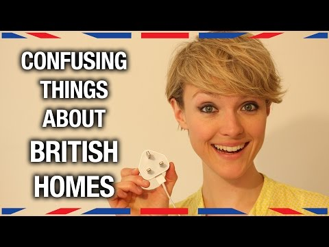 Confusing Things About British Homes - Anglophenia Ep 28