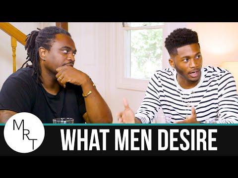 What Men Desire | Men's Round Table | A Black Love Series