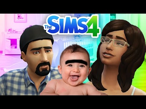 ROLANDA HAS A BABY! | The Sims 4 Part 10