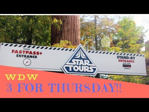Best Rides at Disney With Little Wait Times