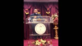 Pastor Brian Nelson Sr