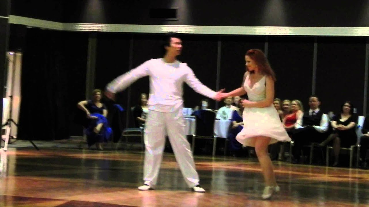 Rumba Showcase to Shake It Out