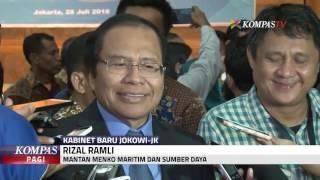 Rizal Ramli Tegaskan Tetap Bantu Pemerintah