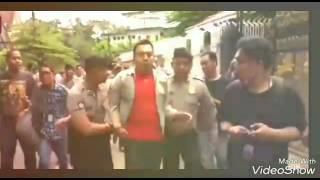 PENAMPAKAN Penghadang AHOK di Lenteng Agung,  Jakarta Selatan | Vybe Indonesia