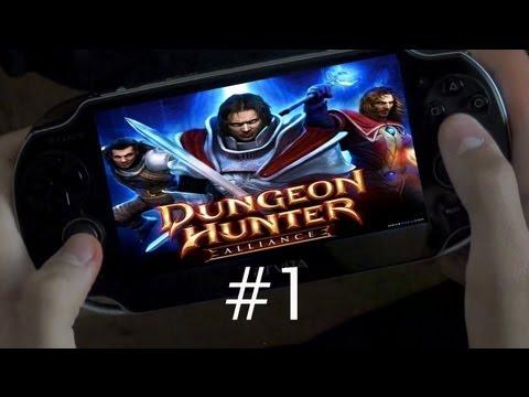 PS Vita Sundays: Dungeon Hunter (Part 1)