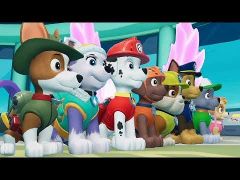 PAW Patrol On a Roll - All Mighty Pups Rescue Missions Adventure Bay - Fun Pet Kids Games thumbnail
