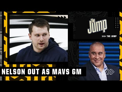 Luka Doncic is upset about the Mavs parting ways with Donnie Nelson – Marc J. Spears | The Jump