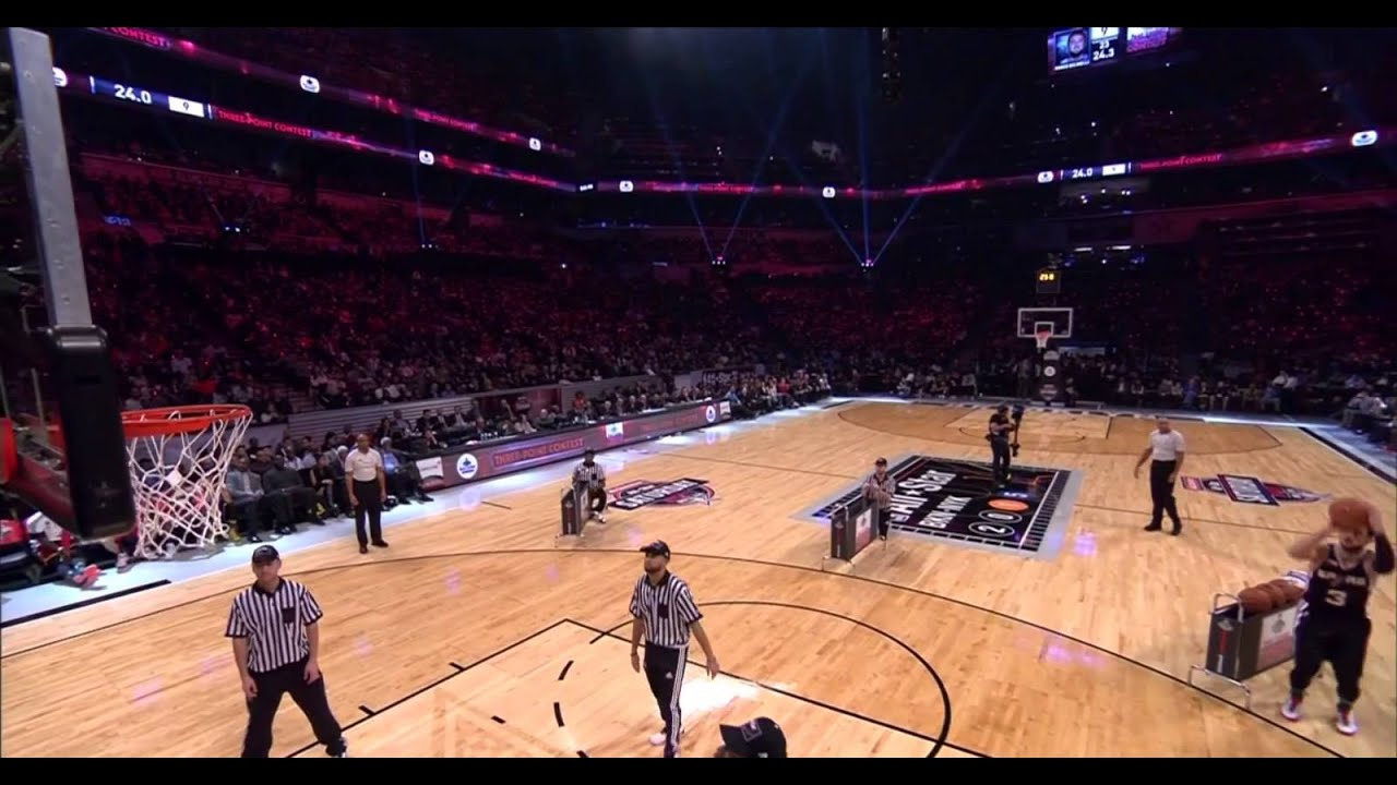 marco belinelli 1st round 3point contest 2015 youtube
