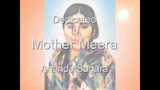 Mutter Meera Bhajan   Ananda sagara