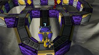 Lode Runner 3D N64 All Worlds 60fps