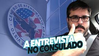 DICAS INFALÍVEIS PARA A CONSEGUIR O VISTO AMERICANO - Paulo Sergio